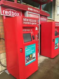 Movie Vending Machines Simple SPRINGFIELD OR OCTOBER 48 48 Redbox Movie Rental Machines