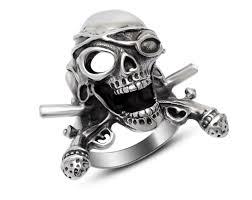 snless steel biker jewelry skull ring rachel skullrachel