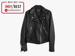 madewell washed leather moto jacket 498 john lewis partners