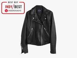 madewell washed leather moto jacket 498 john lewis partners