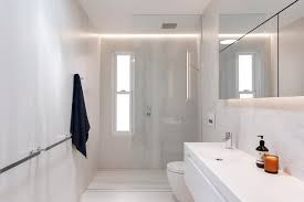 recessed lighting bathroom. Small Bathroom Recessed Lighting Modern With Shaving Cabinet Floated Vanity Cove T