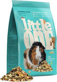 <b>Корм Little One Guinea</b> Pigs для морских свинок - купить в ...