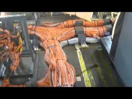 wiring loom on airbus a380 test aircraft 2014 wiring loom on airbus a380 test aircraft 2014