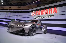 Yamaha Sports Car to Reportedly Use 1.5L Turbo Engine