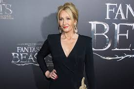 j k rowling still learning about writing for big screen page six