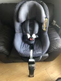 maxi cosi 2 way fix isofix base and 2 way pearl car seat