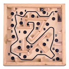 Wooden Maze Games Wooden Maze GameChina Wholesale Wooden Maze Game 14