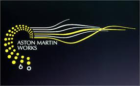 martin design works aston martin works reveals 60th anniversary logo logo designer