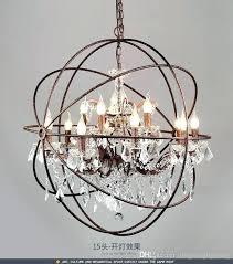 chandeliers restoration hardware orb chandelier industrial lighting restoration hardware vintage crystal chandelier pendant lamp iron