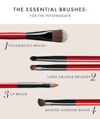 the only makeup brushes you ll ever need based on your skill level