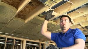 insulating soundproofing around pot lights or recessed lighting you