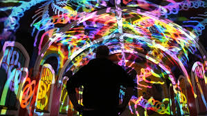 Laser Light Show Colorado International Church Of Cannabis Reaches New Heights With