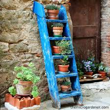 If you are looking for some ideas of how to organize your patio or garden, we show you a lot of great examples for you. Small Garden Design The Micro Gardener