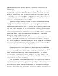 cloud computing essay  2 popular