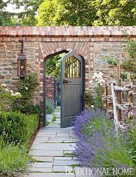 Small Picture Best 20 Brick wall gardens ideas on Pinterest Brick courtyard