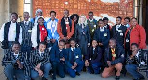 de beers invests in south africa s young people de beers group the teenage students