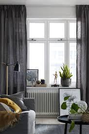 Linen curtains | Ellos Home Ms