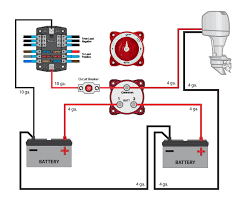 perko marine battery switch wiring diagram solidfonts hi i have 2 battery switches 4 batteries and twin outboards perko battery switch wiring auto diagram schematic