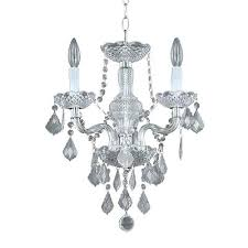 bay 3 light chrome branches pendant with crystals hampton chandelier installation family