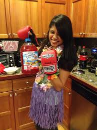 my hawaiian punch costume costumes homemade types of dr pepper costume