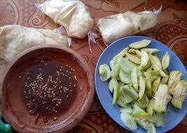 Petis runting adalah masakan khas kabupaten pati. Resep Rujak Petis Madura Resep Enyak