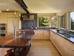Renovated Kitchen From The Nato39s Kitchen Renovation Before And After With Regard