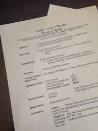 Tips On Putting Together A Great Renter's Resume Gorgeous Rental Resume