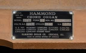 jcs hammond s6 coincidentally this s6 is of form b3 which is of course the model of one of the most famed hammond tonewheel models