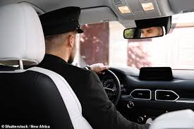 Coronavirus: Chauffeur-driven cars will be exempt from new Covid rules |  Daily Mail Online