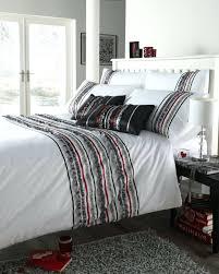 full size of white and black duvet covers uk charcoal black white colour stylish striped ruffle