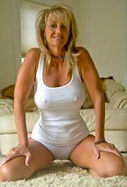 The hottest ever milf