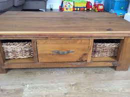 next hartford coffee table with baskets