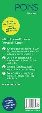 Pons Vokabelbox In Bildern Englisch Schnell Effizient Vokabeln