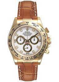 brand rolex collection cosmograph daytona model 116518 wdl case material 18k yellow gold case diameter 40 0 mm dial white set with diamonds