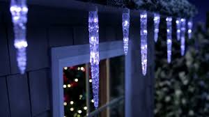 Christmas Motion Icicle Lights Philips Cascading Christmas Lights Pogot Bietthunghiduong Co