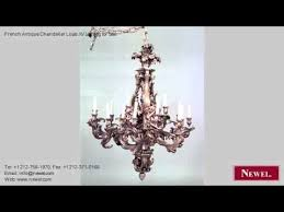 french antique chandelier louis xv lighting for