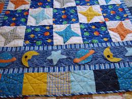 Outer Space Baby Boy Quilt by danastiegemeier on Etsy, $135.00 ... & Outer Space Baby Boy Quilt by danastiegemeier on Etsy, $135.00 Adamdwight.com