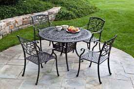 16 unique pics of wrought iron patio tables and chairs