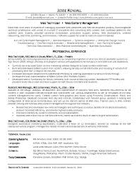 Sample Technical Support Resume Desktop Engineer Sample Resume ...