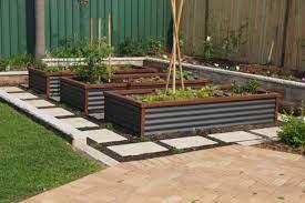 best colorbond raised garden beds