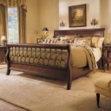 metal bedroom sets. wrought iron and wood bedroom sets | wood/ metal sleigh