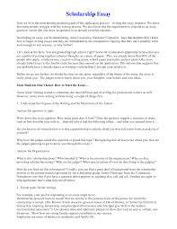 Scholarship Application Essay Write Essay For Scholarship Application Top Rated Writing Company 8