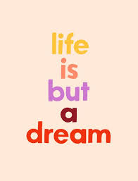 Life Is But A Dream Quote Best of Motivational Quotes Life Is But A Dream SoloQuotes Your Daily