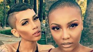 Short Hair Style For Black Woman buzz cut for black women bald haircut for black women short 1360 by wearticles.com