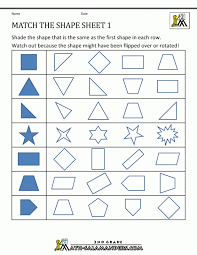 Kids. fun worksheets for 2nd grade: Transformation Geometry ...