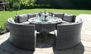 round patio table and chairs glamorous round outdoor furniture images of rattan garden dining sets table chairs ideas large patio table and chairs cover