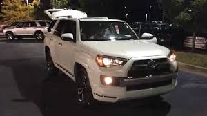 Cindy's 2015 Toyota 4Runner Limited by Gerald - YouTube