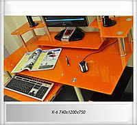 Стеклянный компьютерный <b>стол</b> в России. Сравнить цены ...