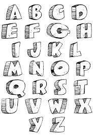doodle lettering styles a z best 25 bubble letter fonts ideas only on pinterest bubble