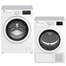Beko D 91 HP - BK 9101 EY Kurutma Çamaşır Paketi - Beko Beyaz Eşya